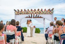 Wedding at Ocean Riviera Paradise by My Love Films