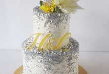 Mr H and Mrs L Wedding Anniversary  by Oursbake