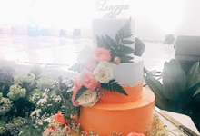 Michael and Lingga Wedding by Oursbake