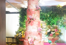 Dhonny and Bellinda Wedding by Oursbake
