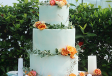 Andri and Yuanita Wedding by Oursbake