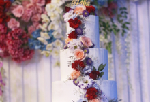 Arnaud and Like Wedding by Oursbake