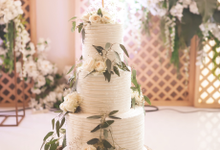 Agus and Angie Wedding by Oursbake