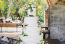 Ivan & Linny Wedding by Oursbake