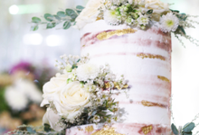 wendy & maudy wedding by Oursbake