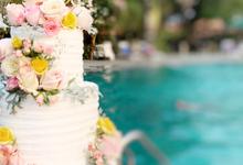 Daniel & Jessica Wedding by Oursbake