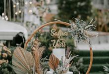 Safira & Yudi Wedding by Oursbake