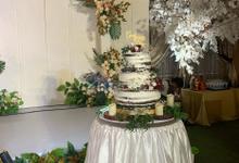 Nico & Natalia Wedding by Oursbake