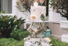 Auren & Lady Wedding by Oursbake