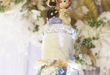 David & Nerissa Wedding by Oursbake