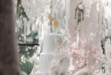 Stefan & Yosephine Wedding by Oursbake