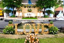 Outdoor Concept by Darmawan Park Celebration Venue Collection