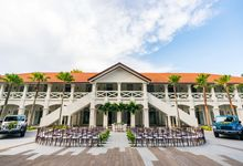 Weddings by The Outpost Wedding Show - May 2019 by The Barracks Hotel Sentosa