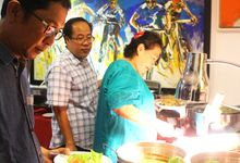 Thanksgiving Event Mrs Yanti at Kemang South of Jakarta by B'STEAK CATERING SERVICE