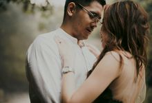 Dingly & Vincent Engagement Session by ATIPATTRA