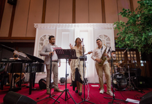 The Wedding of dr. Izam & dr. Fitri by OVERJOY ENTERTAINMENT