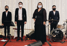The Wedding of Supri & Elsha - Aston Grogol by OVERJOY ENTERTAINMENT