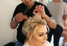 I need a Makeup Artist for my Wedding in Thailand by Phuket Makeup Artist