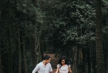 Abri & Citra Prewedding Session by Satrya Photography