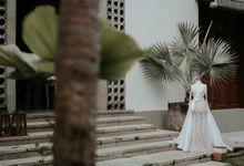 Edwin & Elviany Wedding by Hilda by Bridestory