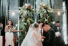 The Wedding Teresa & Vatrick by Gedong Putih