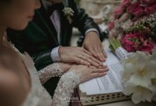 Wedding Raissa & Ka MIng by HUE Diamond