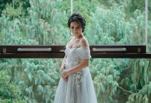 Joddy & Shabrina Wedding by Ansi Aprillia MUA