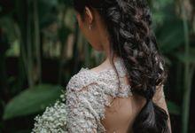 Mix Culture Wedding of John and Anita by Anita Putri