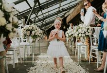 Wedding Tahlia and Michael by Anantara Seminyak Bali Resort