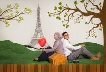 Prewedding Rahma - Doni by mrenofan photography