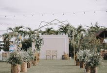 Wedding Weka & Adit by Barn Event Hire