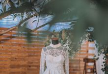 Bohemian & Rustic Simple Wedding of Heny & Luke by Abirupa Wedding Planner