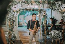 Bohemian & Rustic Simple Wedding of Heny & Luke by Abirupa Wedding Planner