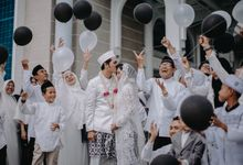THE WEDDING OF HAFIDZ & DEANDRA by Empat Warna