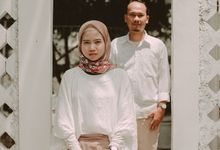 Prewedding of Zaryza & Ridho by Ozul Photography