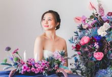 Hitcheed Wedding Wonderland Styled Shoot by O'hara Weddings