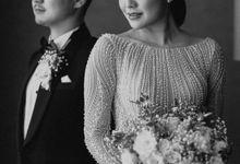Jacky & Cynthia Photoshoot by Henri Winata Menswear