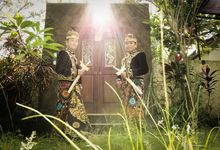 Pra-Metatah of Krisna & Arsa by DM Photo