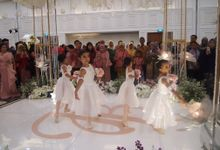 Wedding Dancer of Tirta & Bobby by RAFA International Dance Studio