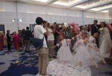 Wedding Dancer of Tirta & Bobby by RAFA International Dance Studio