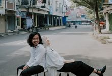Robby & Alma Prewedding by Infinity Pictures