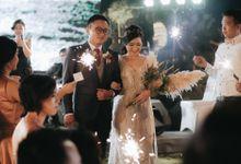 Rossa V Ungaran | Felix & Nerissa by diskodiwedding
