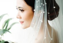 Anetta & Pradipta Wedding Highlight by Menara Mandiri (Ex. Plaza Bapindo) by IKK Wedding