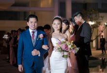 Villa Ombak Biru | The Royal Wedding Dance : Xander & Nadia by diskodiwedding