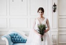 Dandelion Gown by La Sposa