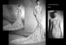 Preview of Some Atelier Pronovias Bridal Gowns by Pois Boutique