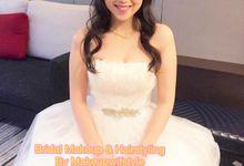 Bridal Arlene Bridal Makeover by Makeupwifstyle
