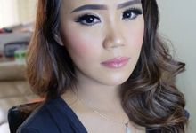 Make Up Party For Vinny by nof makeup