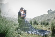 Oen Michael & Agnes Prewedding by van photoworks