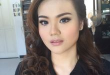 Makeup by novie ong beautystylist